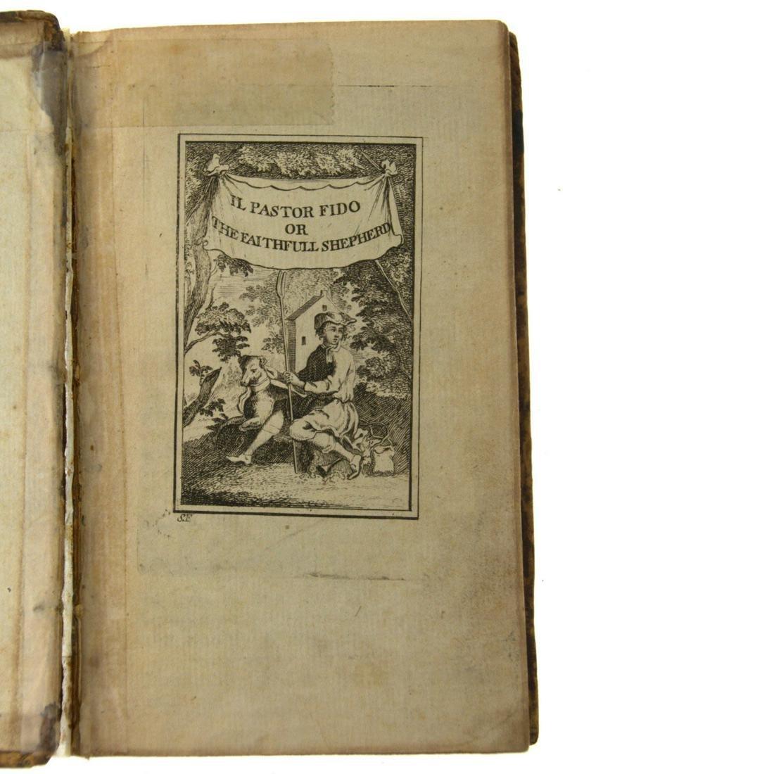 Il Pastor Fido, Tragi-Comedia Pastorale, Giovanni