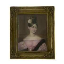 Emanuel Thomas Peter (Austrian, 1799-1873) - Woman,