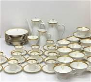 Rosenthal Porcelain Service Set, Germany, 64pcs.