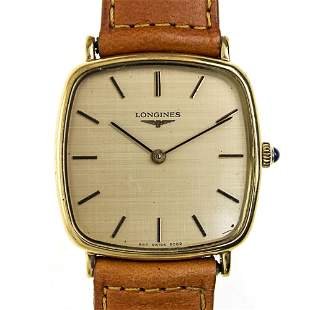 Longines Wrist Watch