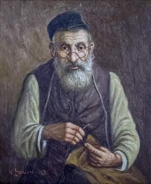 Konstantin Szewczenko (Poland, 1915-1991) - Jewish