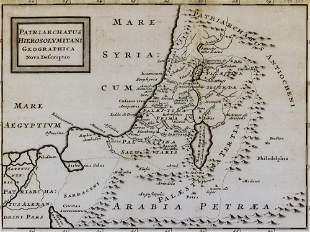 Patriarchatus Hierosolymitani Geographica Nova