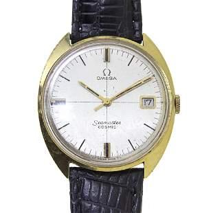 Omega Seamaster Cosmic Wrist Watch.
