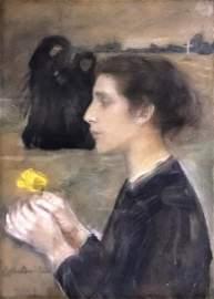 Teodor Axentowicz (Polish / Armenian, 1859-1938) -