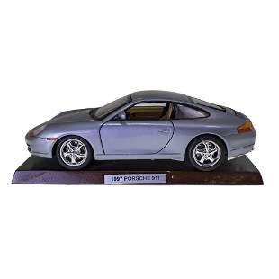 Porsche Carrera 911 Scale Model.