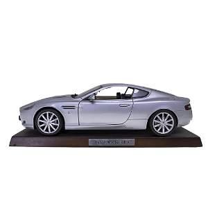 Aston Martin DB9 Coupe Scale Model.