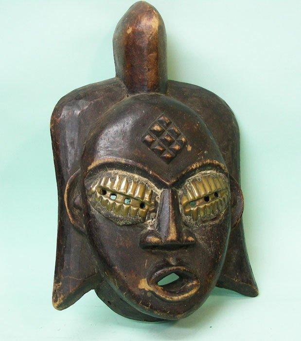 Antique Tribal Mask