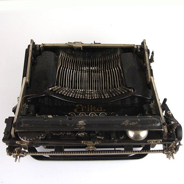 Seidel & Naumann Erika #3 Typewriter Dresden 1910-1923 - 4