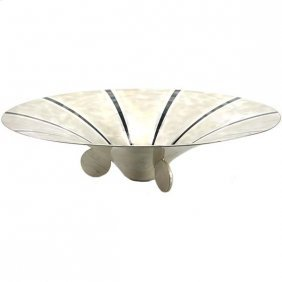 Art Deco Wmf Ikora Silver Plated Bowl