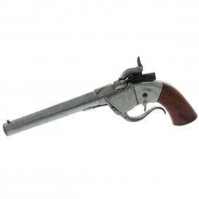 Sharps 1852 Pistol Gun Replica.