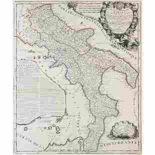 1702 NOLIN JEAN BAPTISTE 1657 1762 CANTELLI da