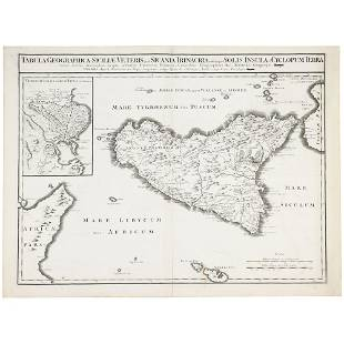 1743 ROBERT DE VAUGONDY GILLES 1688 1766