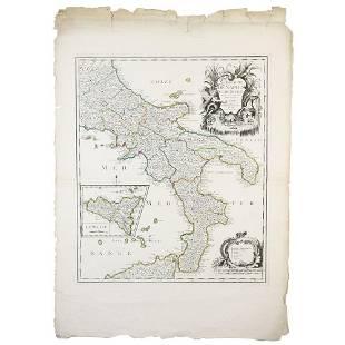 1745 LE ROUNGE GEORGES LOUIS 1707 1790 INCISOINE