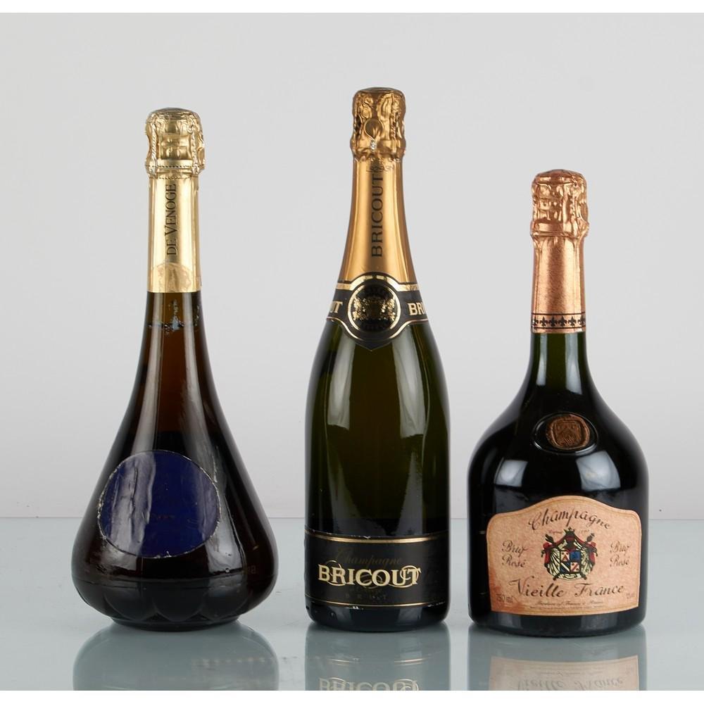 Albert Le Brun, Champagne Brut Rosé, Vieille  France,