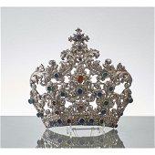 MAESTRO GIUSEPPE D'ANGELO Rara ed importante corona