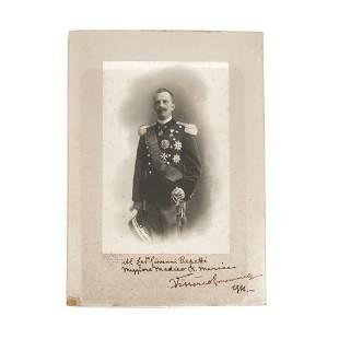 FOTO di Vittorio Emanuele II