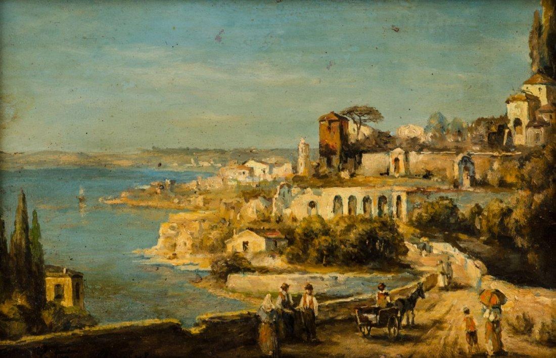 ANTONINO LETO (Monreale 1844 - Capri 1913) (Attr.le)