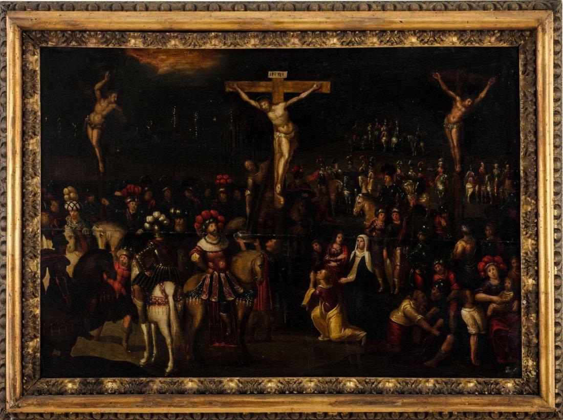 BOTTEGA di FRANS FRANCHEN (il giovane) (Anversa 1581 -