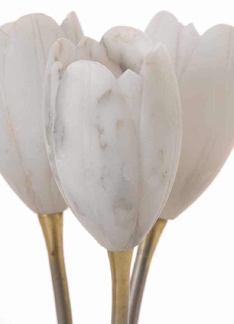 Albert Cheuret [Trois Tulipes] Lamp - 2