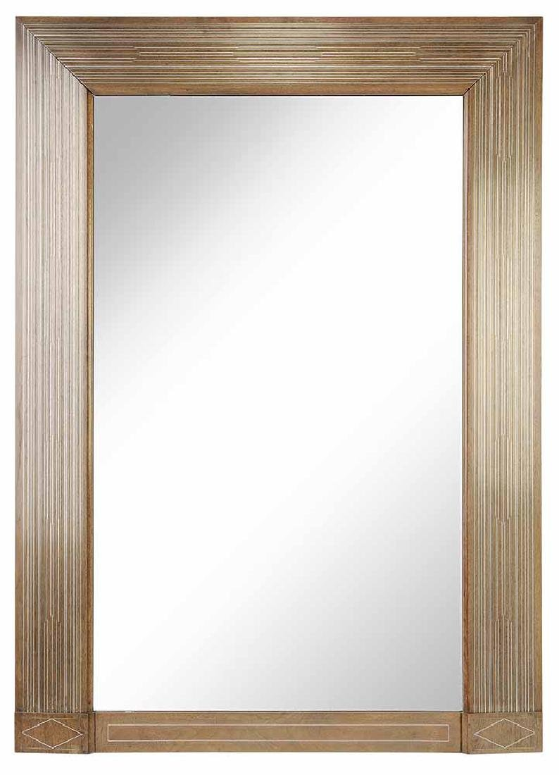 Art Deco or Art Deco Style Brass and