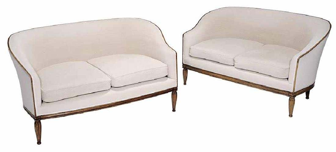 Pair Art Deco or Art Deco Style