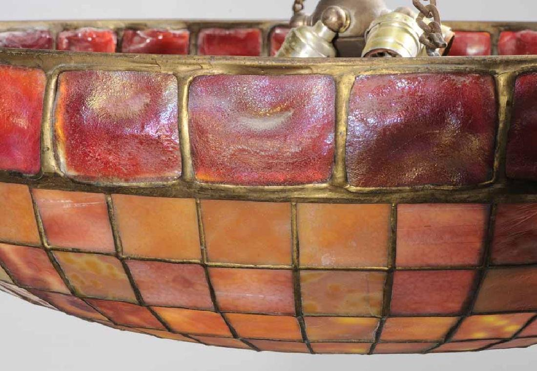 Rare Tiffany Studios Turtleback - 5