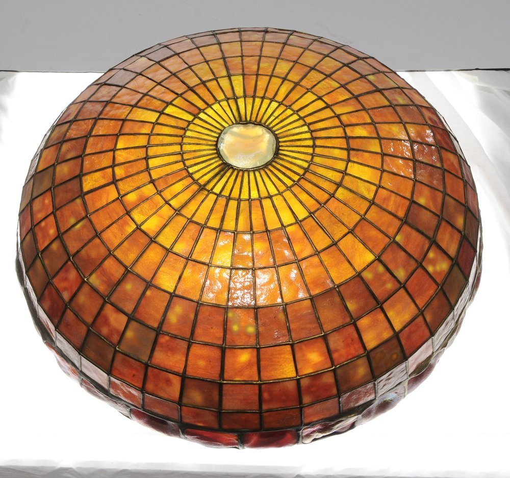 Rare Tiffany Studios Turtleback - 8