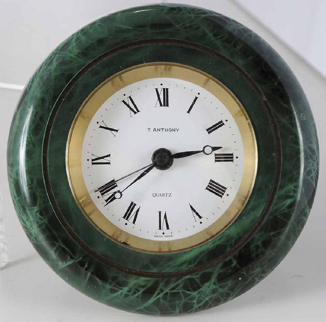 Seven Table Clocks - 2