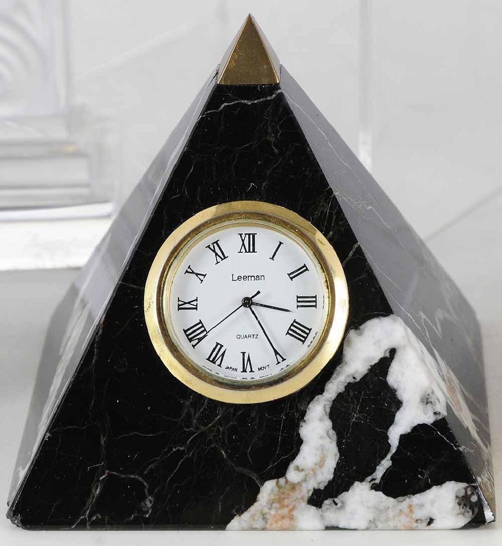 Seven Table Clocks - 3
