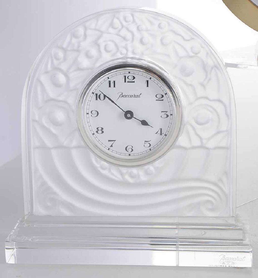 Seven Table Clocks - 7