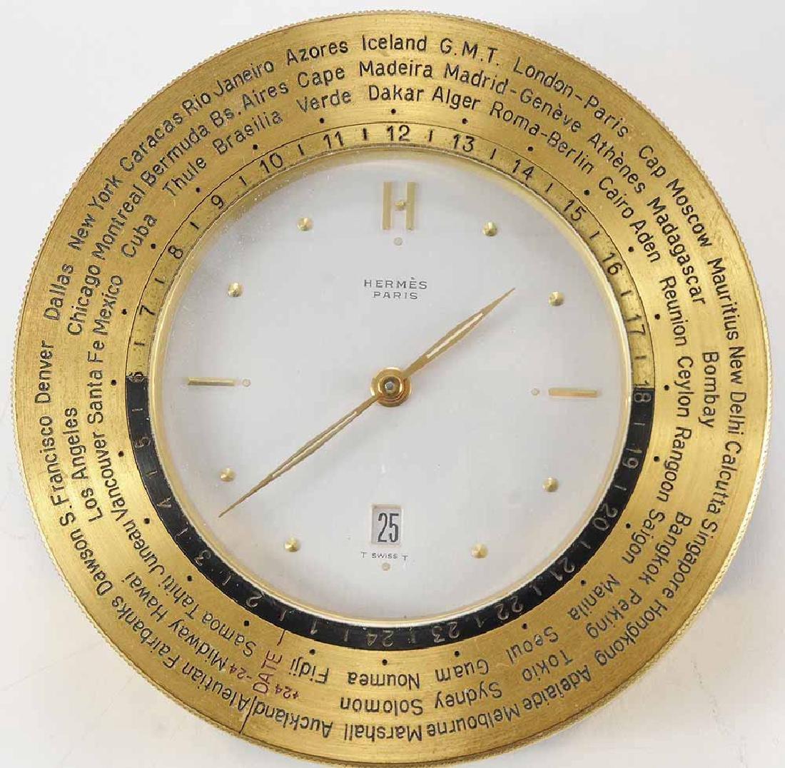 Seven Table Clocks - 8