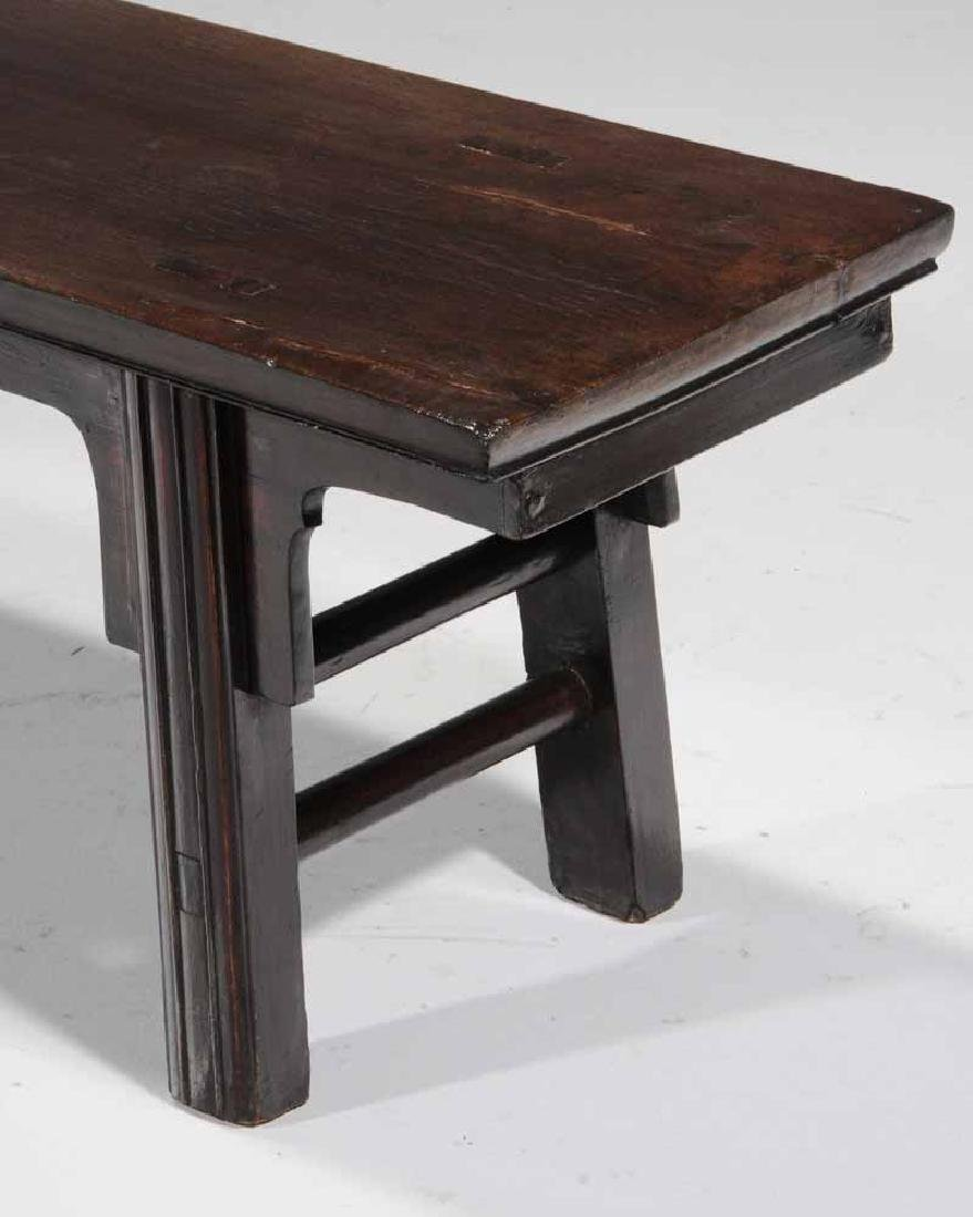 Chinese Figured and Molded Low Table - 3