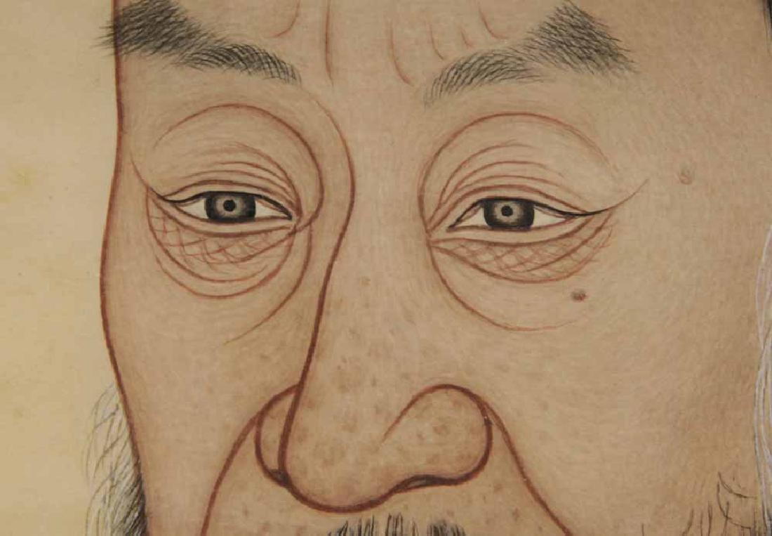 Chinese School Ancestral Portrait - 3
