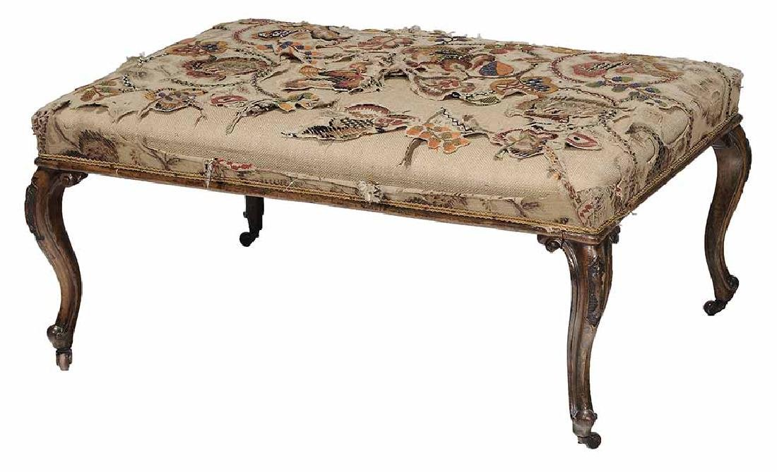 Louis XV Style Carved Fruitwood and