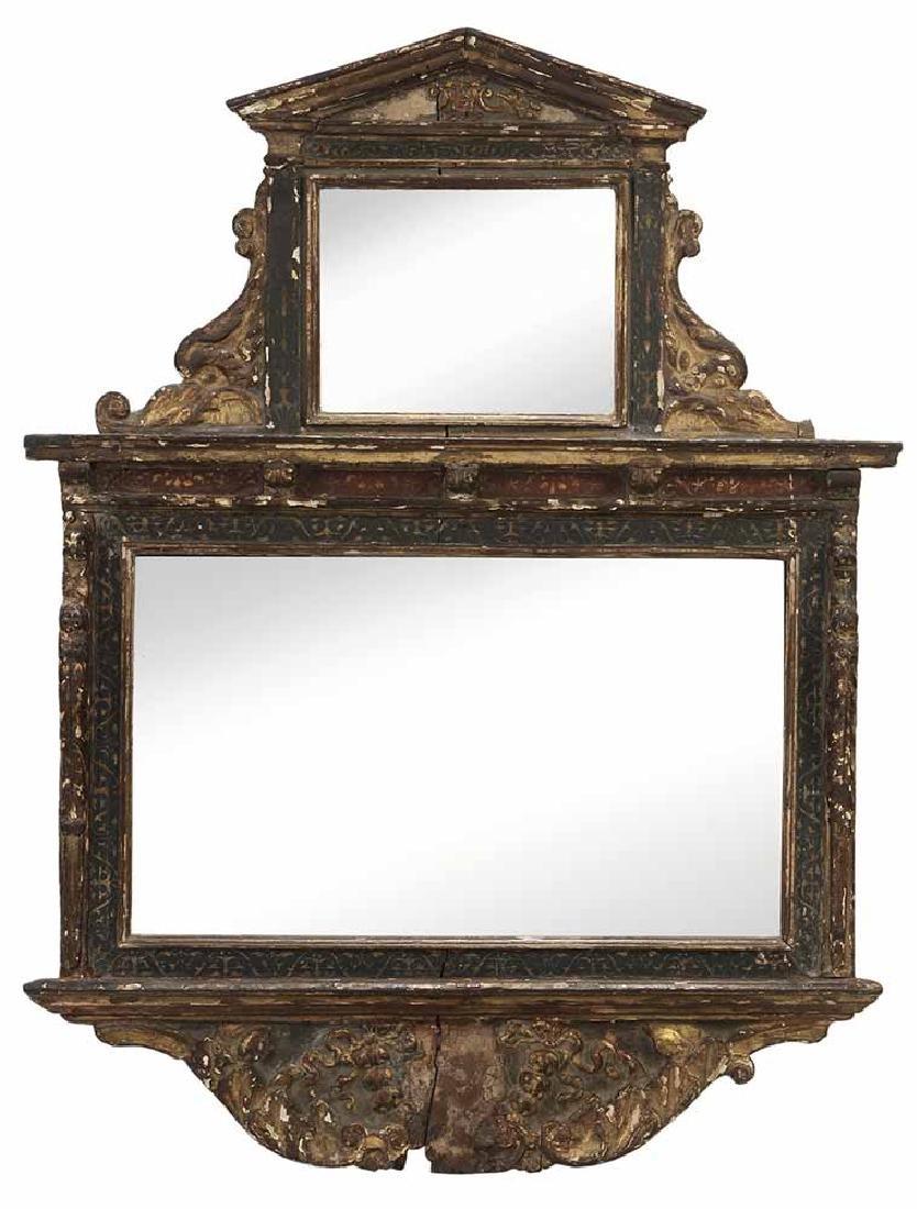 Renaissance Tabernacle Mirror Frame