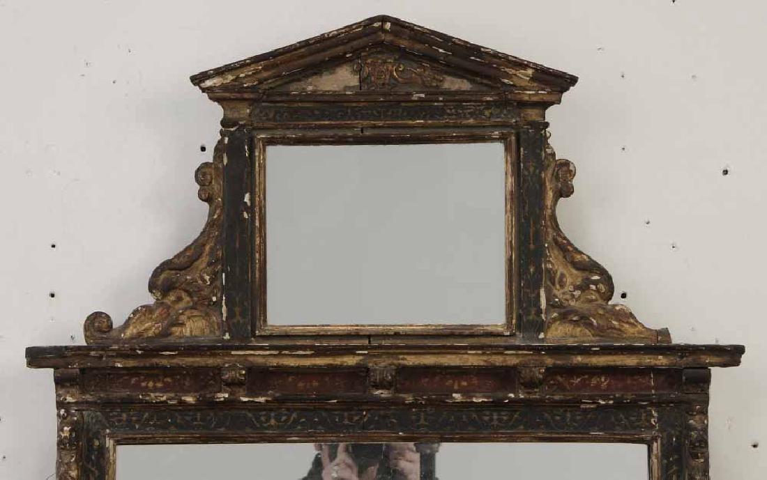 Renaissance Tabernacle Mirror Frame - 3