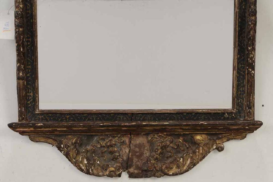 Renaissance Tabernacle Mirror Frame - 4