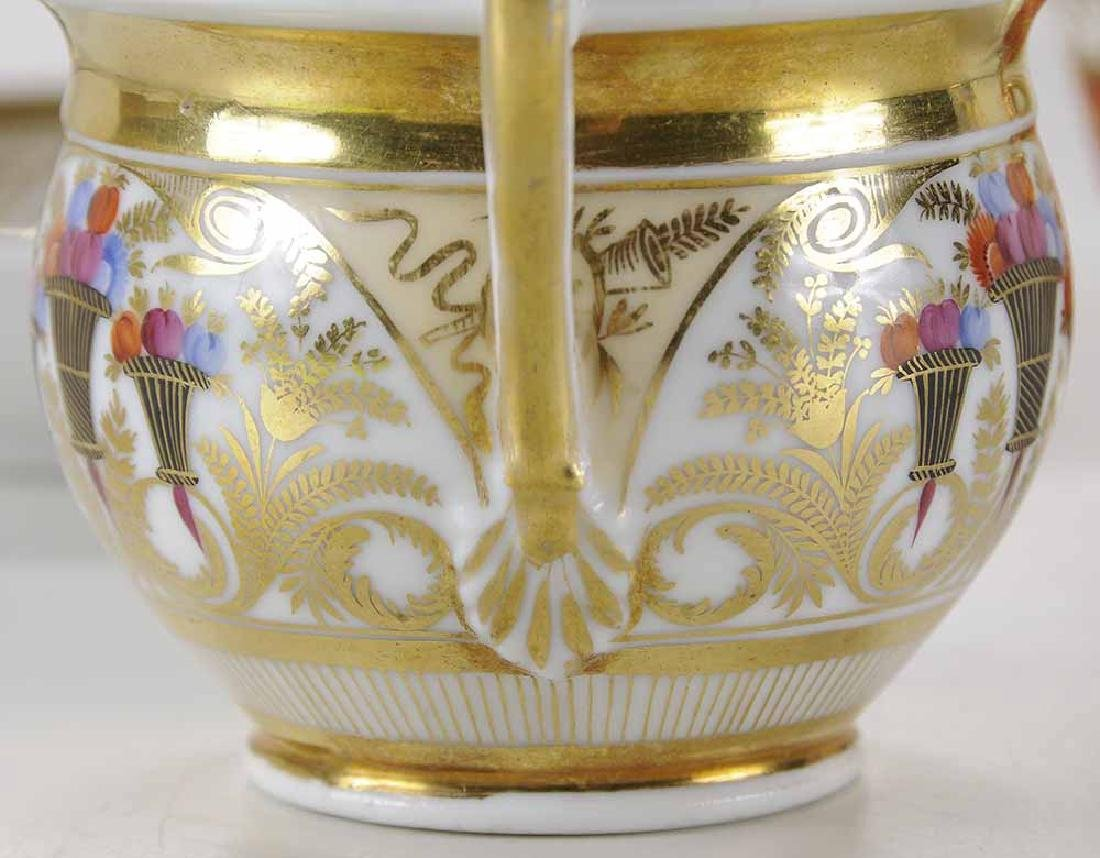 Three Russian and English Porcelain - 3