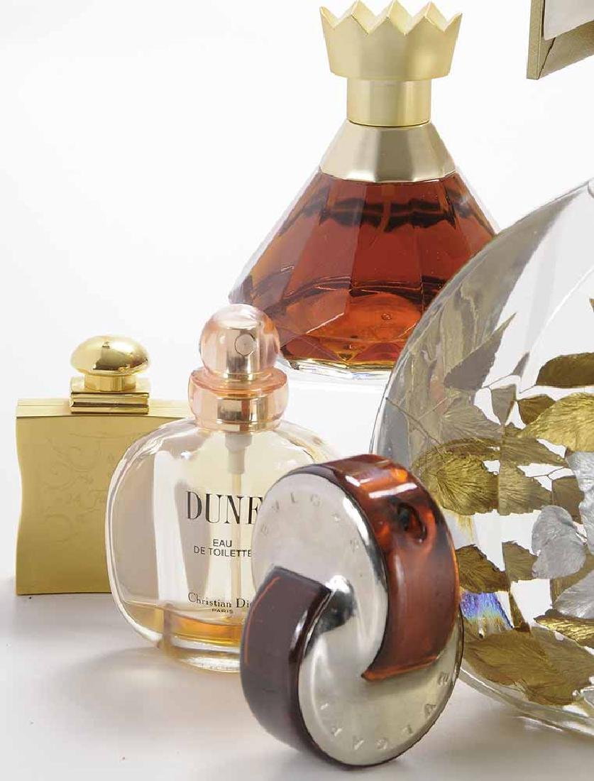 Twenty-one Perfume Bottles and - 2
