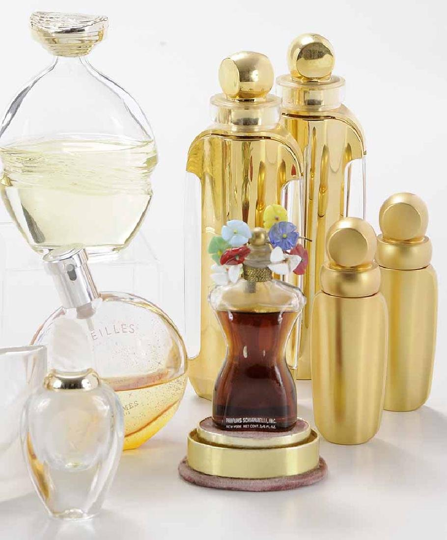 Twenty-one Perfume Bottles and - 3