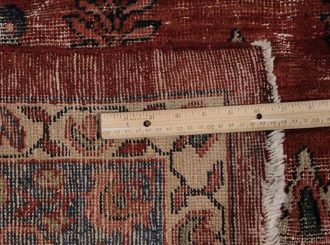 Antique Sarouk Carpet - 2