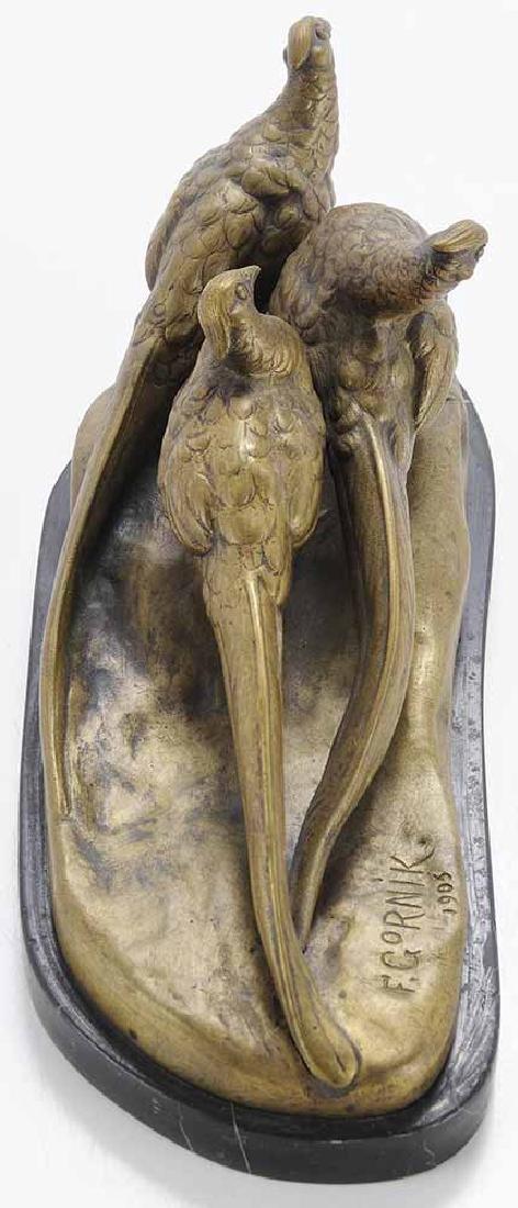 Frederick Gornik Bronze Sculpture - 3