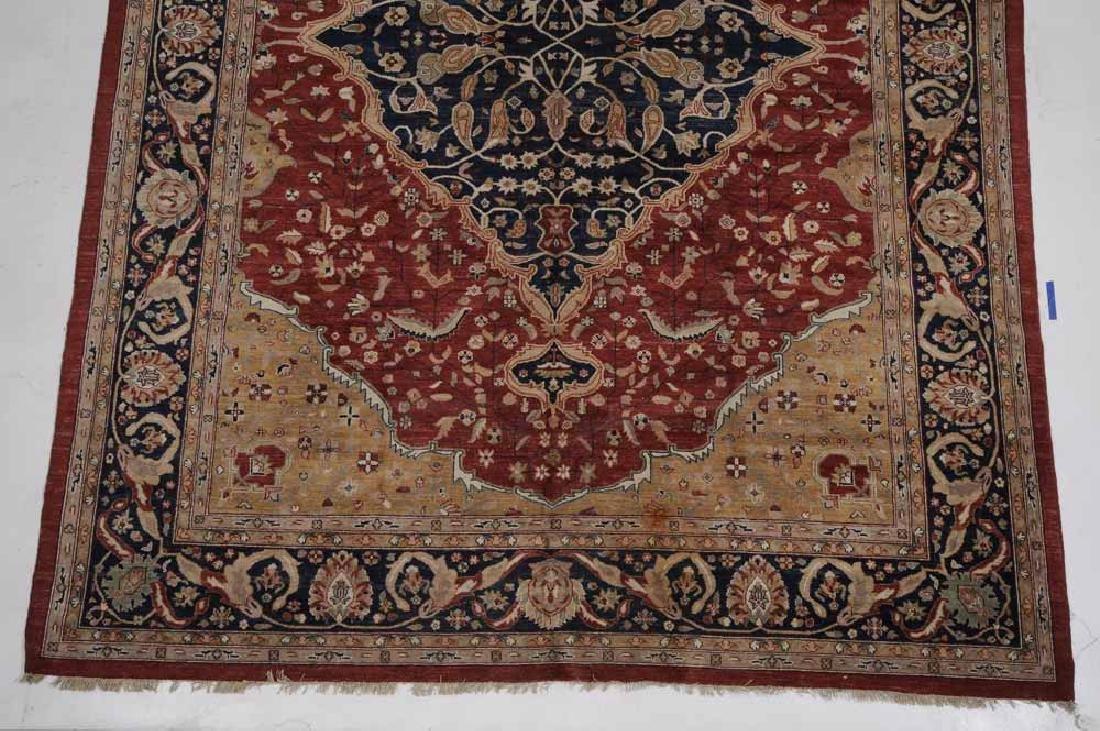 Heriz Style Carpet - 2