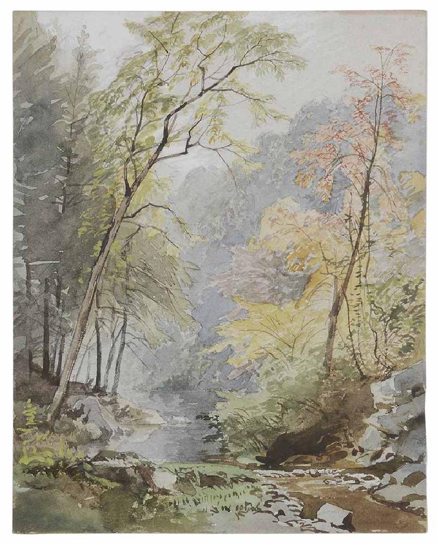Attributed to William Trost Richards