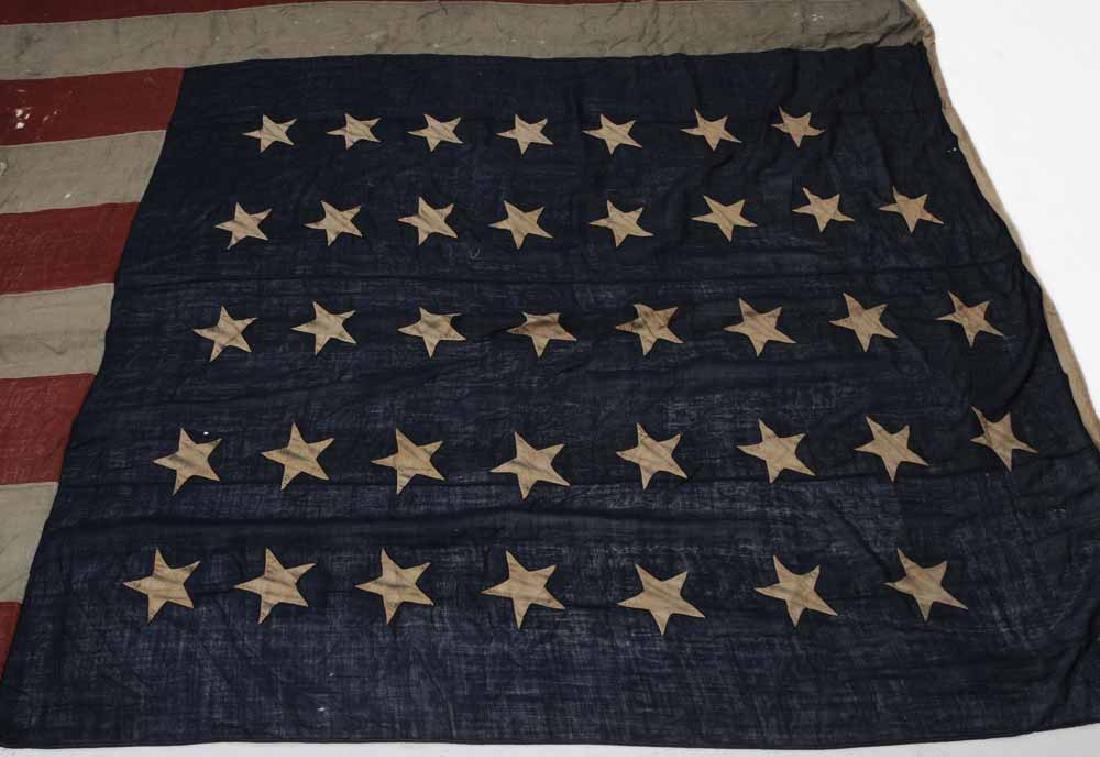 Richmond, Virginia Flag Banner, 38 Stars - 2