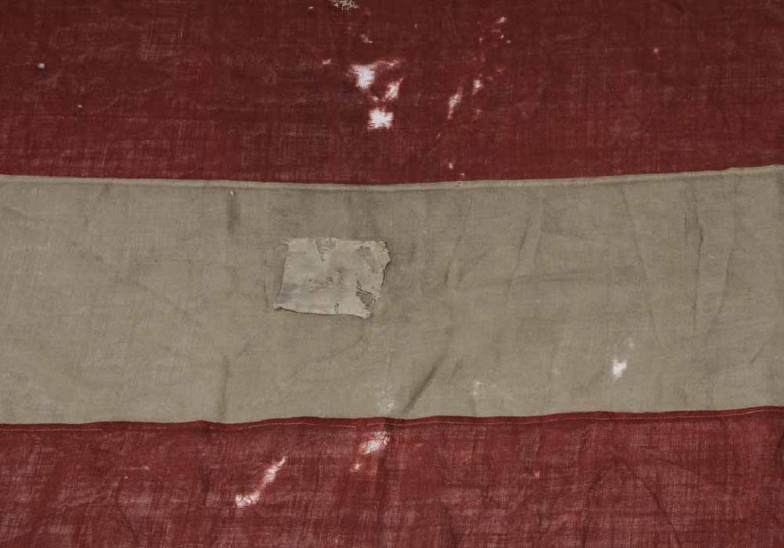 Richmond, Virginia Flag Banner, 38 Stars - 3