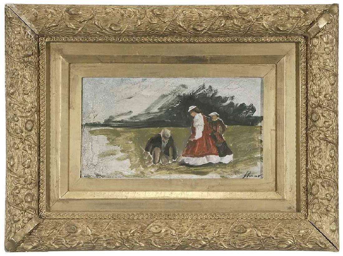 Manner of Winslow Homer