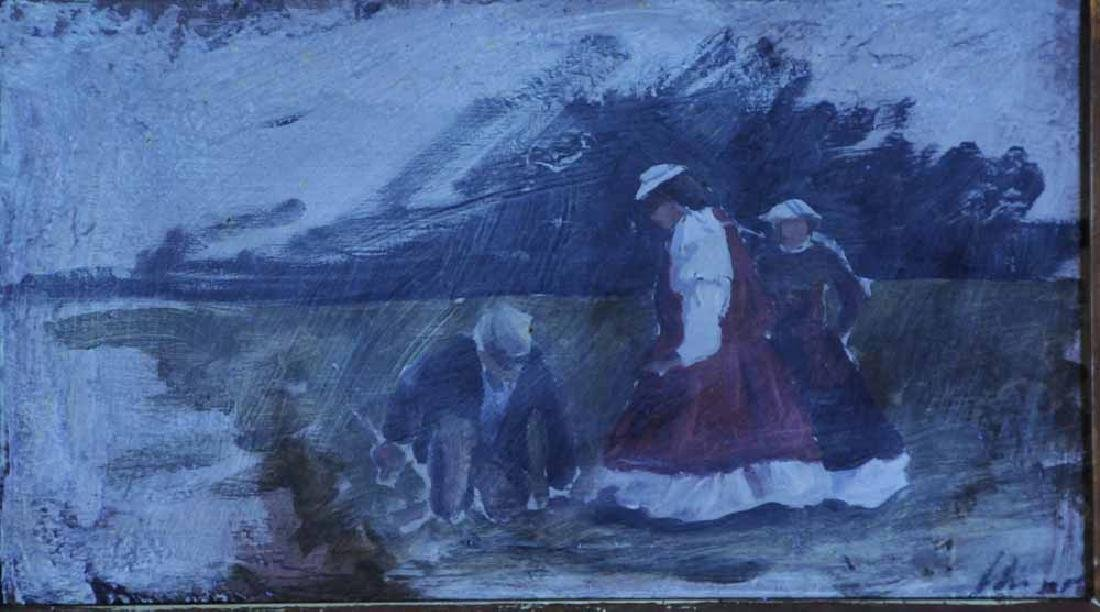 Manner of Winslow Homer - 2