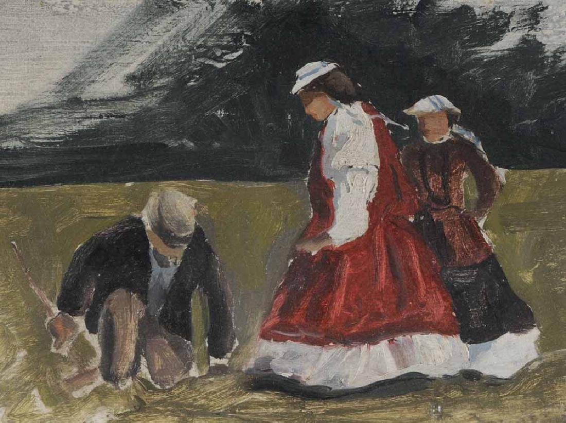 Manner of Winslow Homer - 3