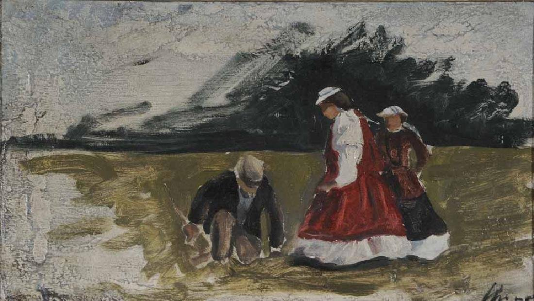Manner of Winslow Homer - 5